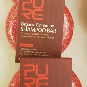 Cinnamon Shampoo Bar
