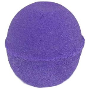 Purple lavender bathbomb