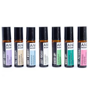 Aromatherapy Roller Ball Blends