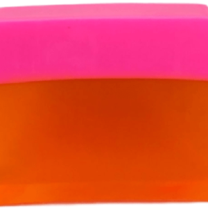 Orange and pink mango scented soap bar